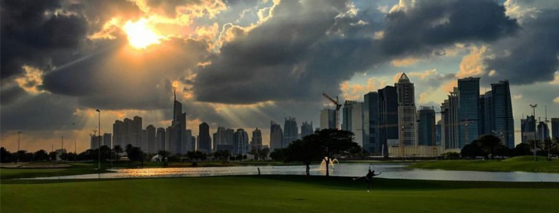 Night Life in Dubai
