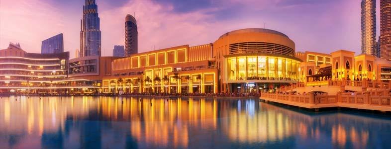 Five Fun things to do in Dubai Mall