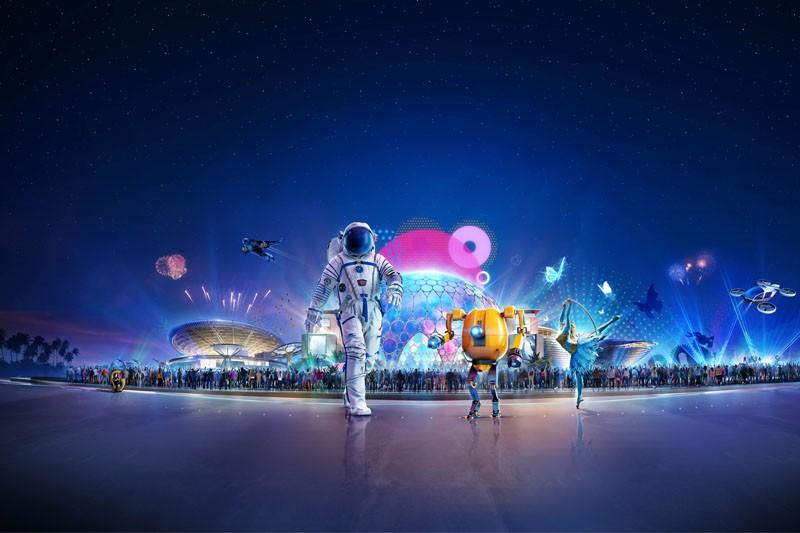 Dubai EXPO 03 Nights Holiday Package