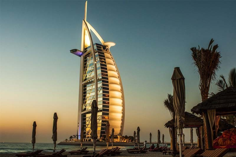 Dubai Deluxe Holiday Package - 03 Nights 04 Days