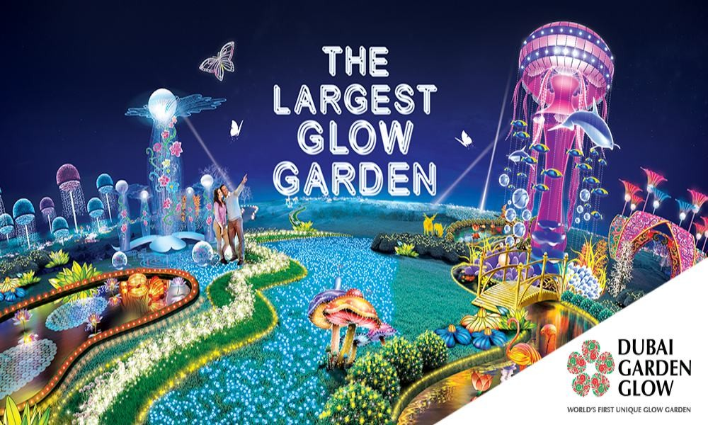 Dubai Garden Glow Dinosaur Park Dubai Timing Entry Ticket Location
