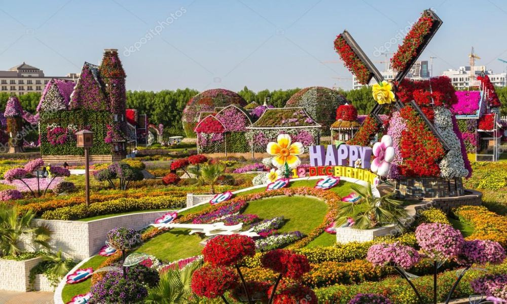 Miracle Garden Dubai Timings Tickets Price Entry Fee Jtr Holidays