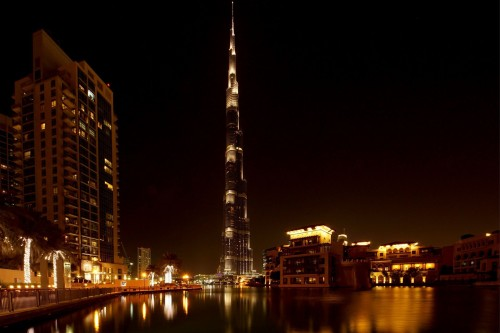 Dubai Luxury Honeymoon Package 5 Nights 6 Days
